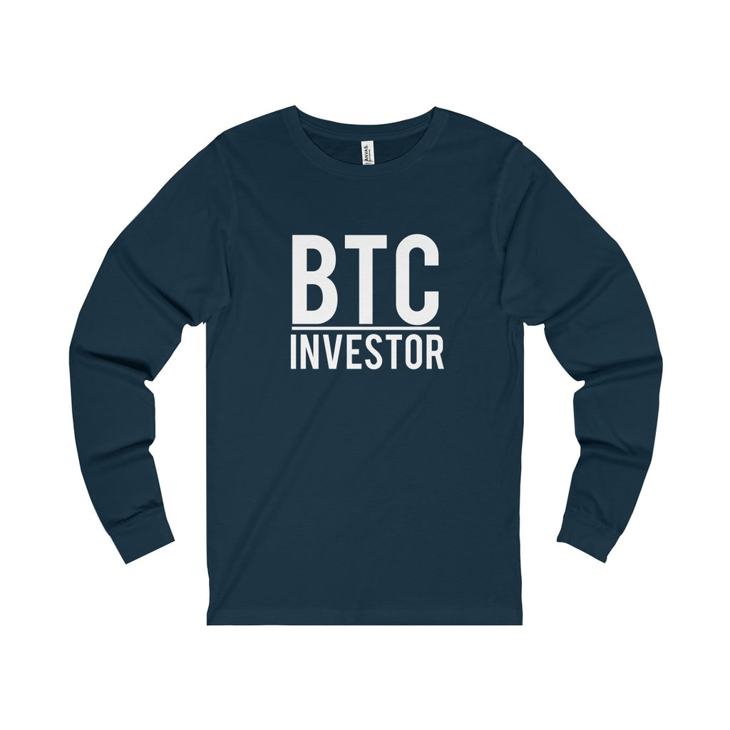 BTC Investor Long Sleeve Tee