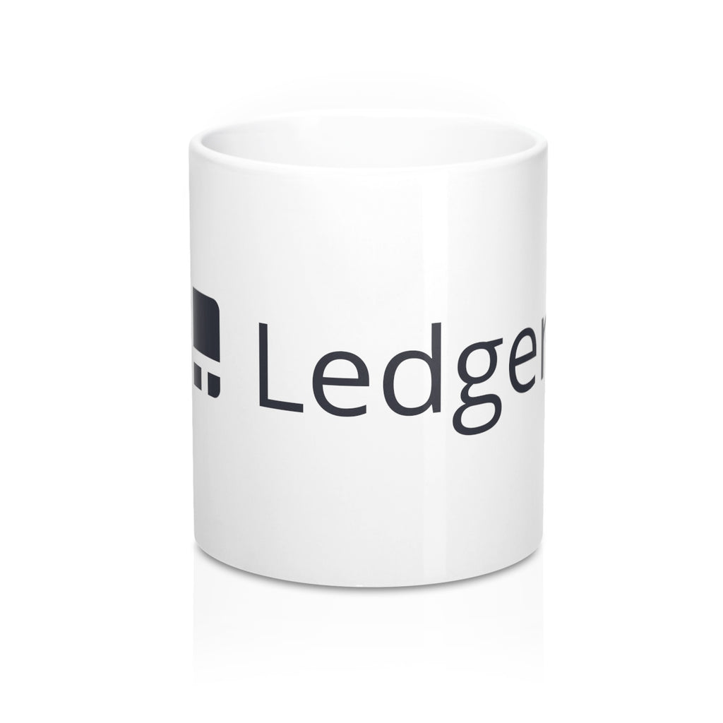Ledger Mug 11oz