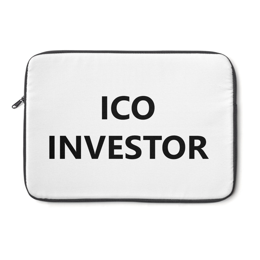 ICO Investor Laptop Sleeve