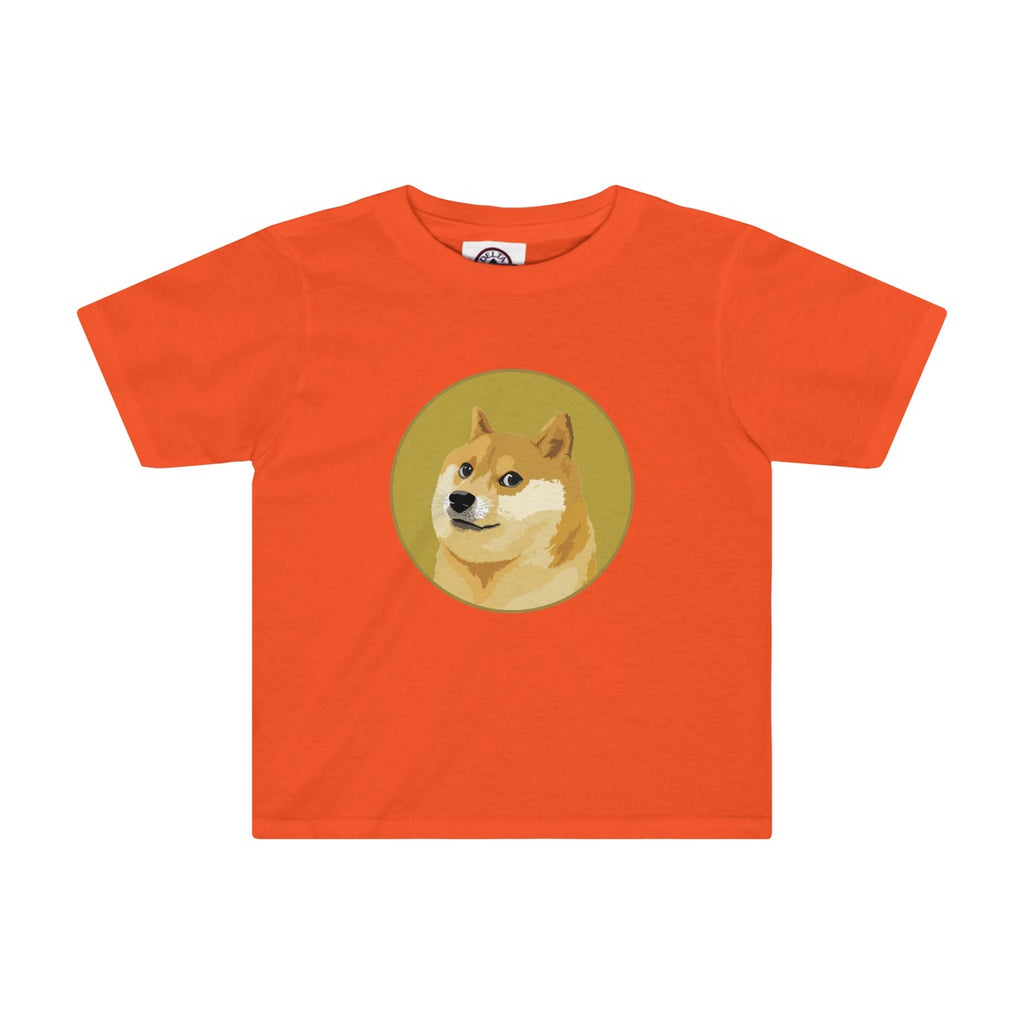 Dogecoin Toddler Tee