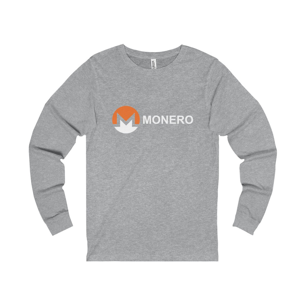 Monero Long Sleeve Tee