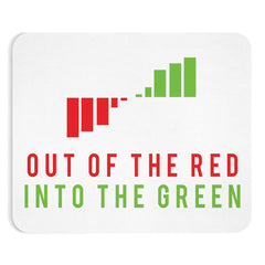 Out Of The Red Mousepad