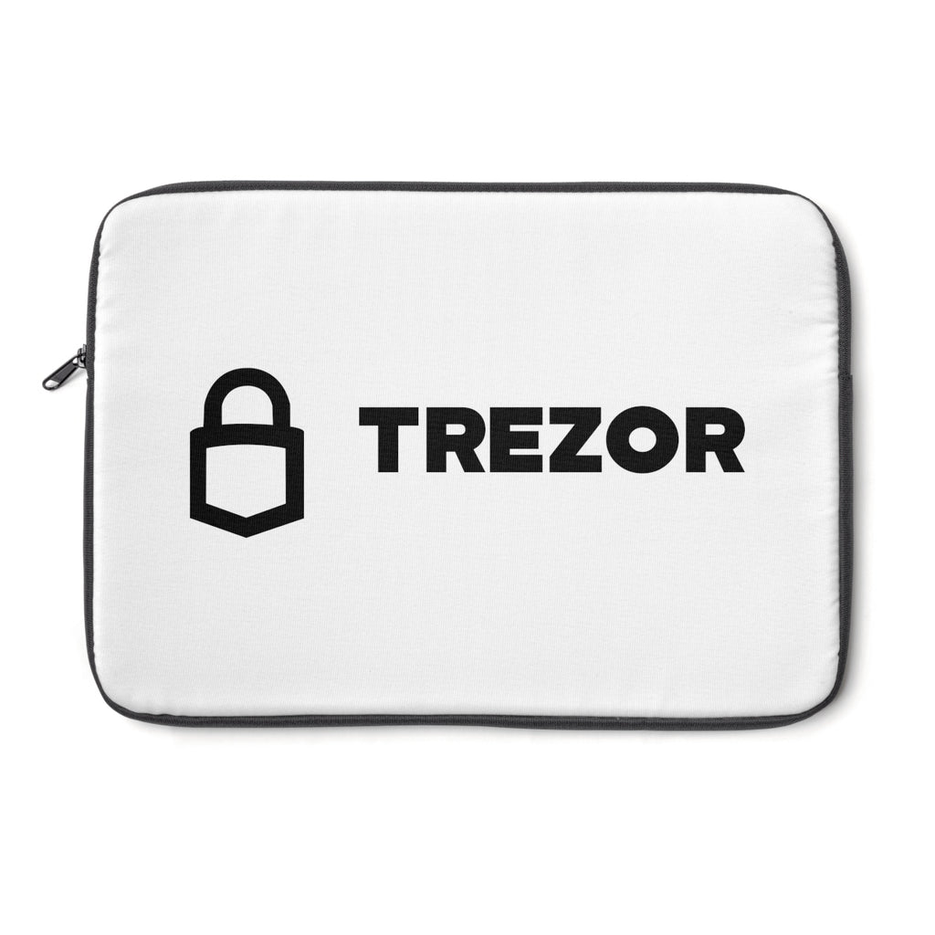 Trezor Laptop Sleeve
