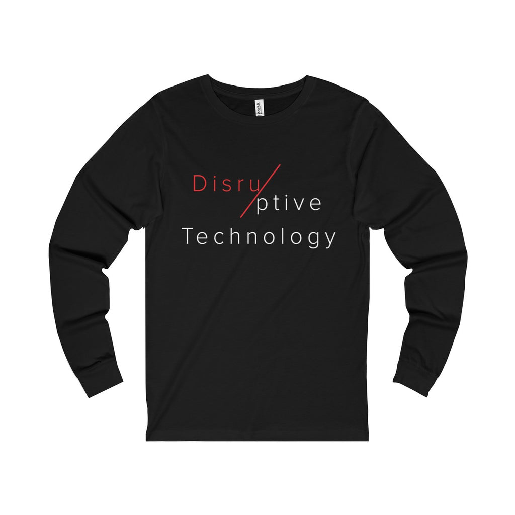 Disruptive Technology Long Sleeve Tee