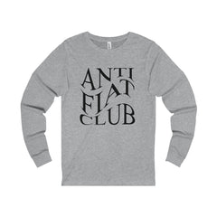 Anti-Fiat Club Long Sleeve Tee