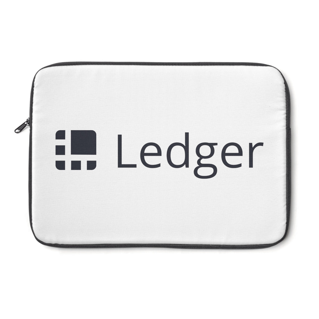 Ledger Laptop Sleeve