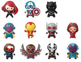 Marvel Series 6 3-D Figural Keychain - Blind Bag