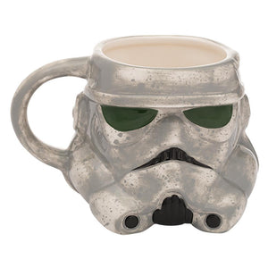 Star Wars Solo Mimban Mud Trooper 20 oz. Sculpted Mug