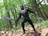 Black Panther Killmonger Gallery Statue