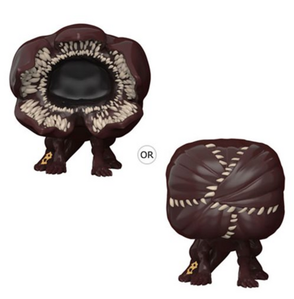 Stranger Things Dart Demodog POP! #601