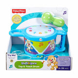 Fisher Price Tap & Teach Drum
