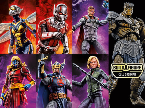 AVENGERS: INFINITY WAR MARVEL LEGENDS WAVE 2 FIGURES 6-INCH