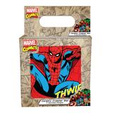 Marvel Comics 4 pc. Ceramic Coaster Set