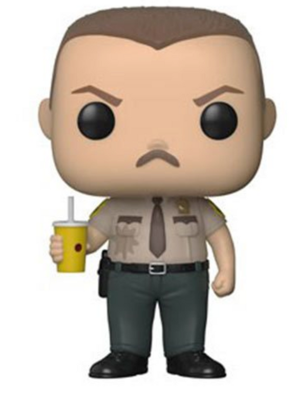 Super Troopers Farva Pop! Vinyl Figure