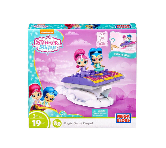 Shimmer & Shine Mega Bloks Magic Genie Carpet