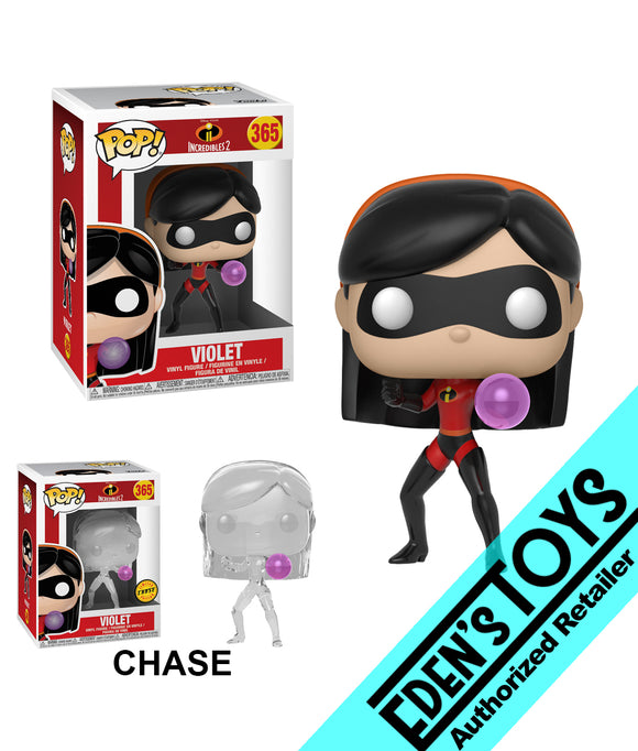 Incredibles 2 Violet Pop! Vinyl Figure #365