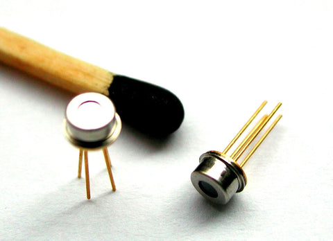 HMS J21 F-8-14 Miniature Thermopile Sensor for Higher Temperature or Longer Distance Measurments