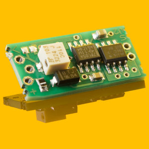 VOLTCON_MEDIUM board converts analog signal to 0-5V