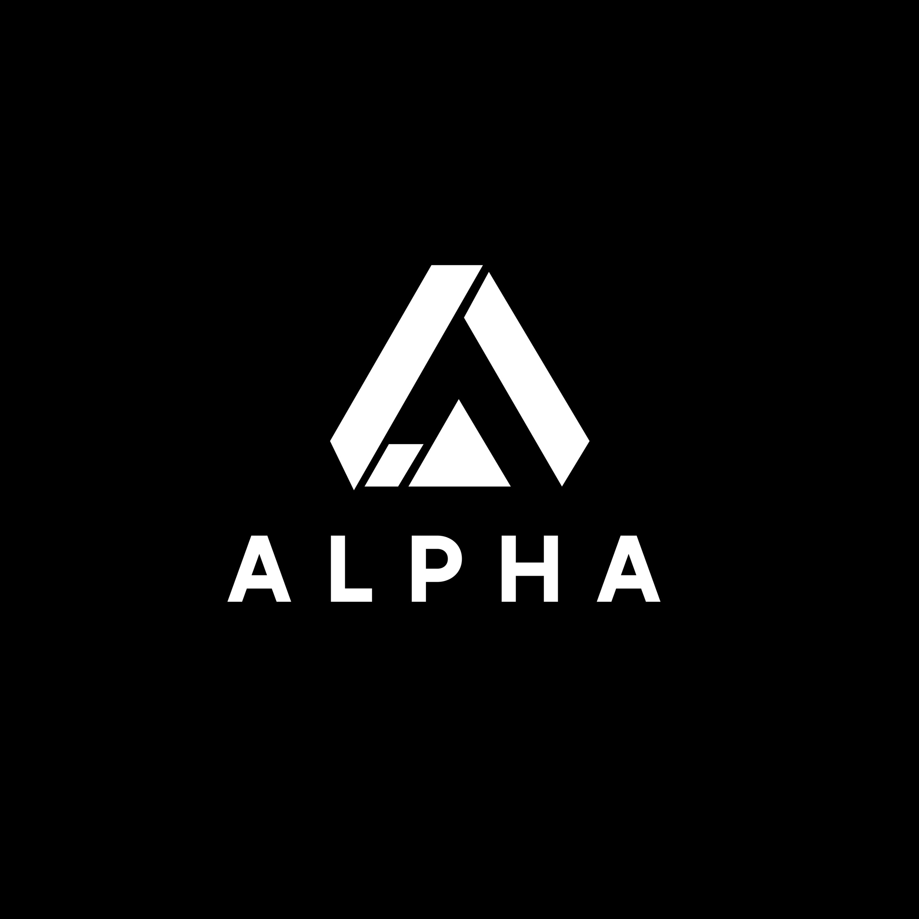 Alpha Footwear Company's Logo: one built off of greatness and uniqueness, just as our products and their prices.
