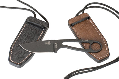 Special Production Run: Leather Sheath for the ESEE Izula Knife