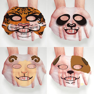 Animal Face Moisturizing & Nourishing Mask
