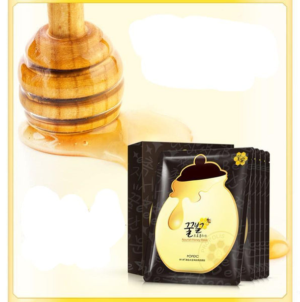 Hydrating Facial & Ance Treatment Nourish Honey Mask