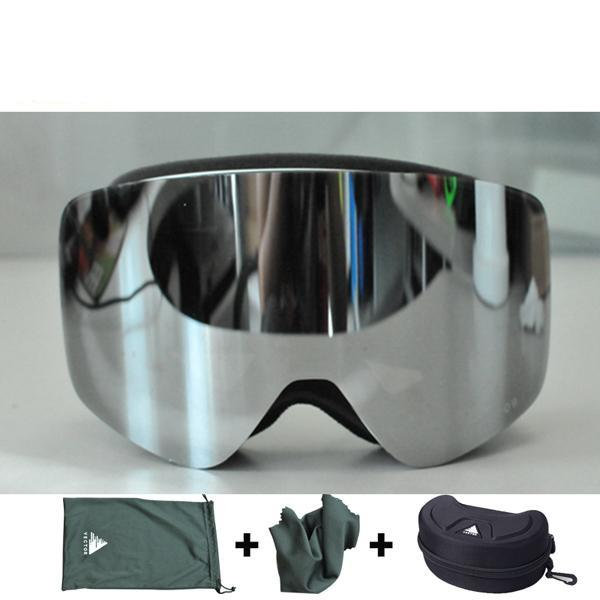Ski Goggles With Case