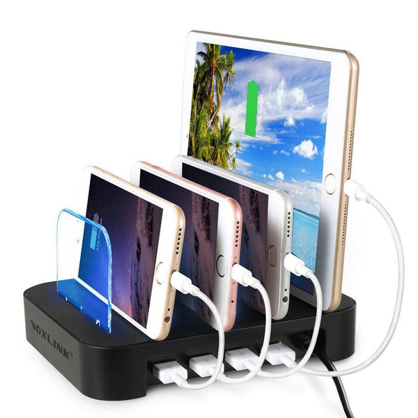 Multi-Port USB Charging Station