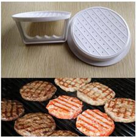 Hamburger Mold Maker - Gold Gadget Box