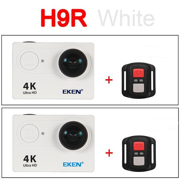 Action camera Ultra HD 4K / 25fps WiFi 2.0""