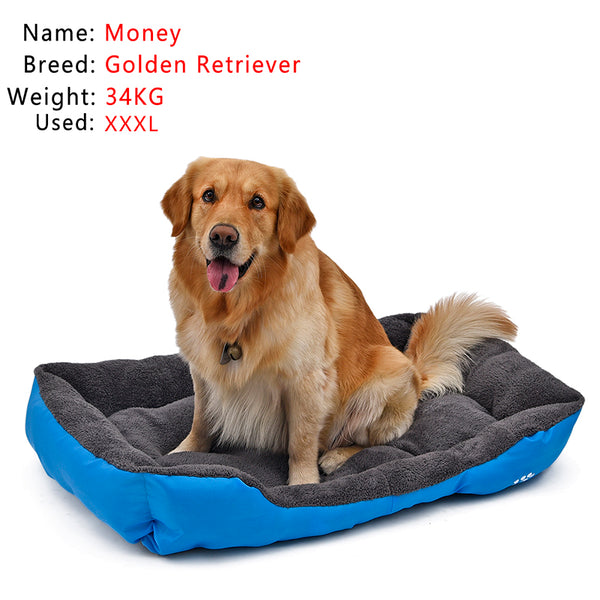 Comfortable Big Size Pet Bed