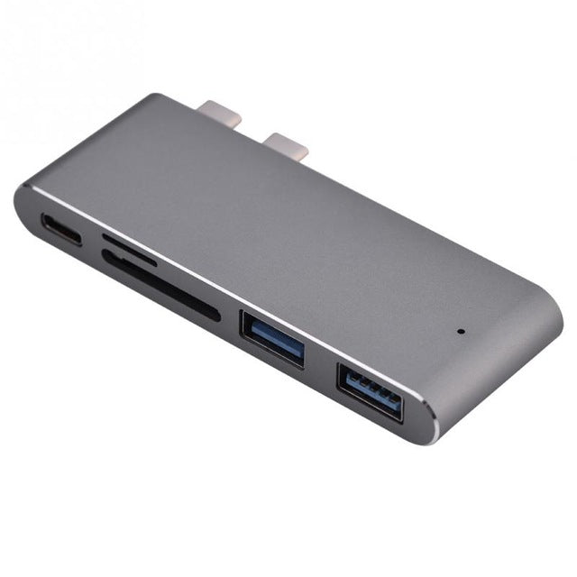 Thunderbolt 3 USB-C Hub for MacBook Pro
