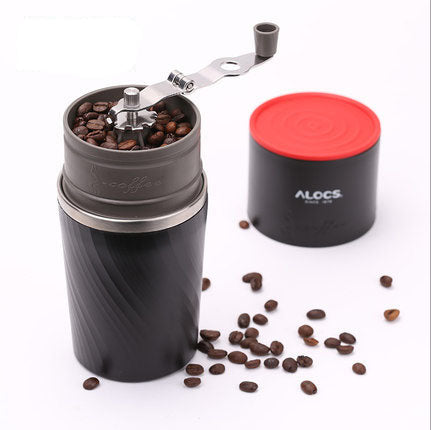 4-in-1 Portable Coffee Maker - Gold Gadget Box
