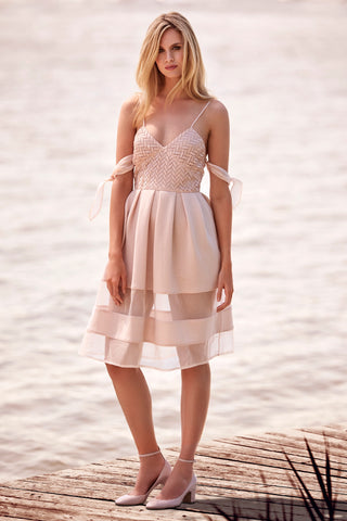 Little Cloud Dress blush