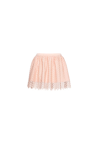 Horizon Skirt blush