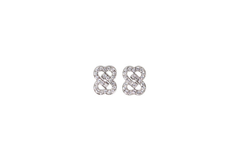 Diamond Earrings pinkgold