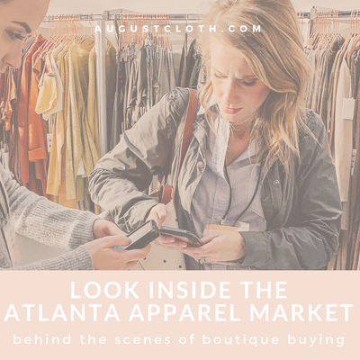 Look Inside the Atlanta Apparel Market