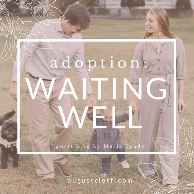 Waiting Well in Adoption