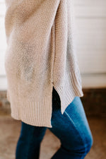 mocha_knit_tunic_sweater