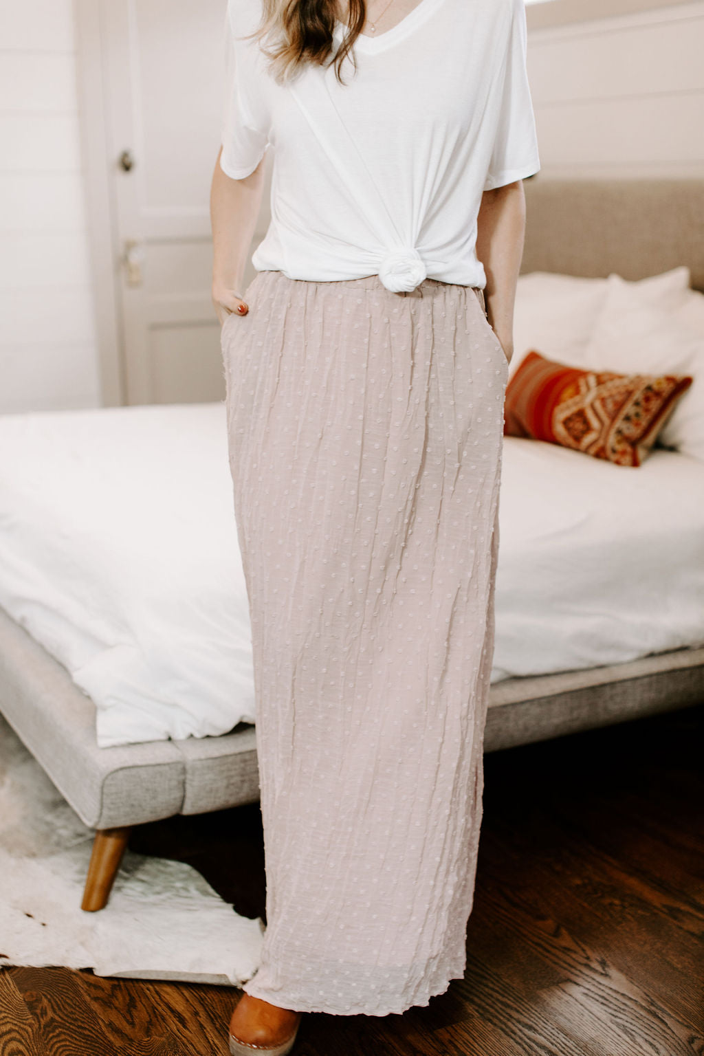 rose_swiss_dot_maxi_skirt