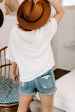 white_knit_short_sleeve_top