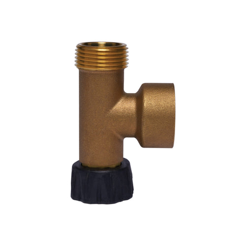 Thermal Expansion Tank Branch Adapter for Corrugated Water Heater Connector - 3/4