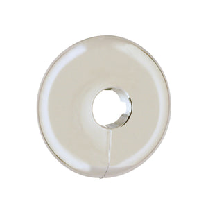 "1/2"" CTS Chome-Plated ABS Split Escutcheon"