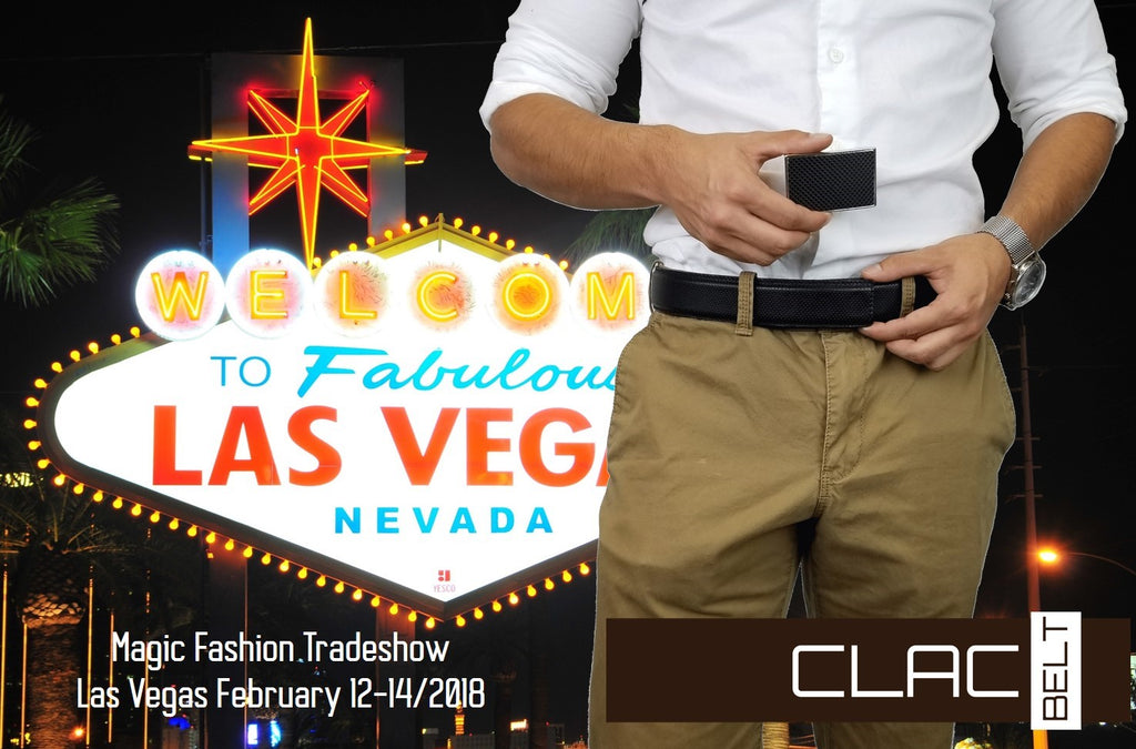 CLAC Belt in Las Vegas Fashion Show