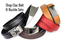 clac belt and buckle