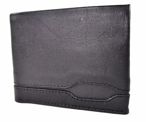Leather Wallet -Emmet J- - Clac Belt