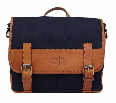 Laptop - Tablet - Messenger Bag - Clac Belt