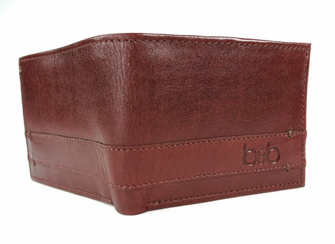Leather Wallet -Ford- - Clac Belt