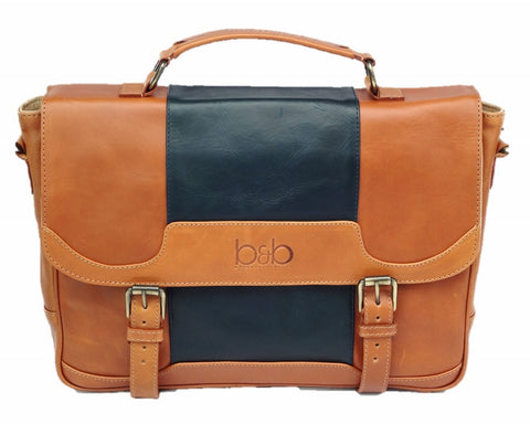 Briefcase - Messenger - Clac Belt