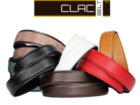 CLAC Leather Belt - All- - Clac Belt